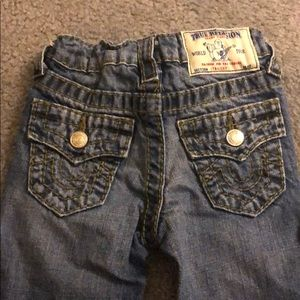 True Religion Toddler Boys jeans